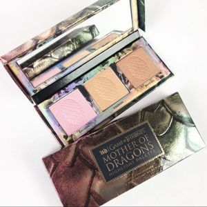 Urban Decay GoT Highlight Palette